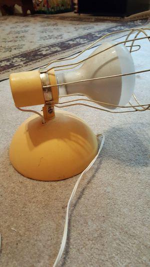 Tanning lamp