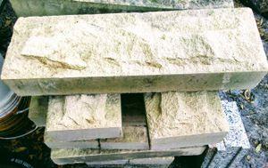 Brick 23.5 L x 7.5 W and 3.5 thickness