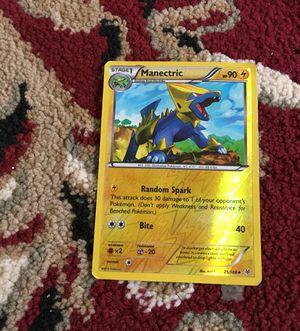 Pokémon manectrick