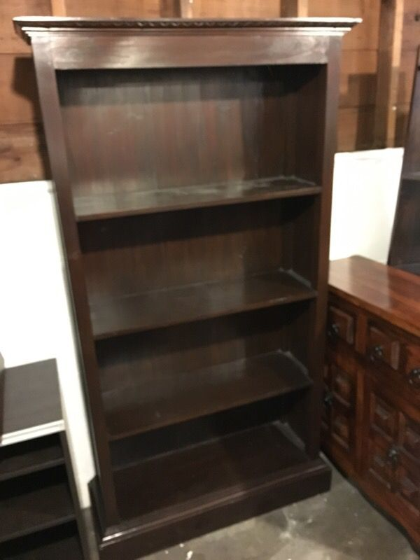 Solid Wood Bookcase Furniture In Seattle Wa Offerup