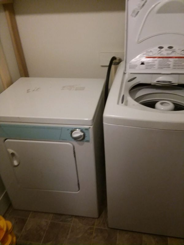 Small Apartment size washer/ dryer (Appliances) in Bellefontaine, OH ...