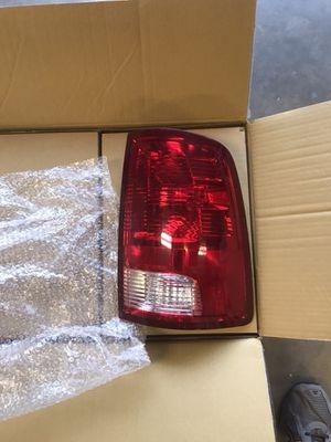 2009-2018 Dodge Ram 1500 Tail lights