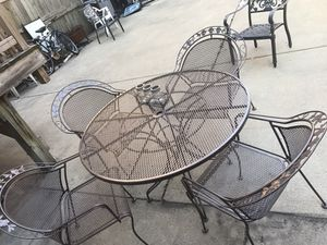 5 set patio furniture