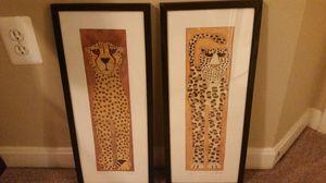 Set of Leopard Prints