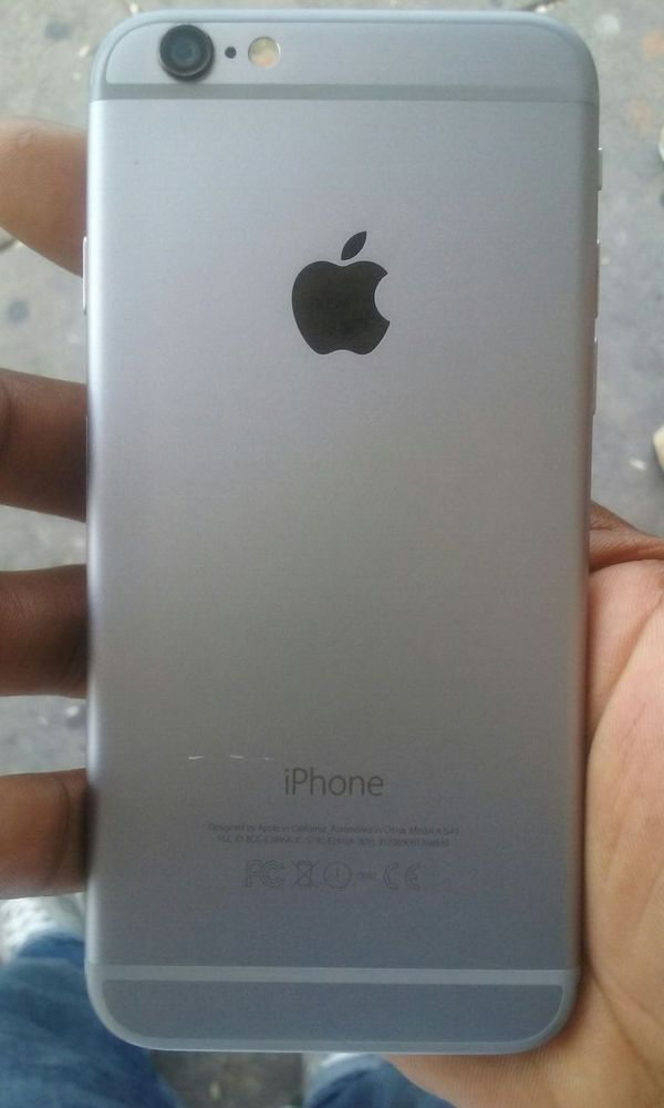 IPhone 6 unlocked.