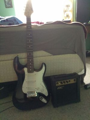 Beginners electric guitar