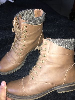 7.5 womans boots