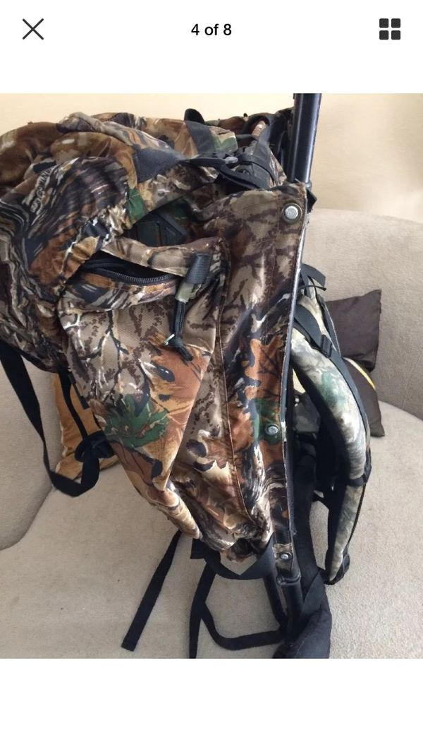 Attractive Cabelas External Frame Backpack Frieze - Ideas de Marcos ...