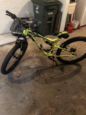 Men's Huffy mountain bike