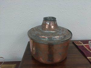 Cooper pot