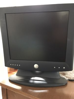 Dell Computer Monitor W/O power cord
