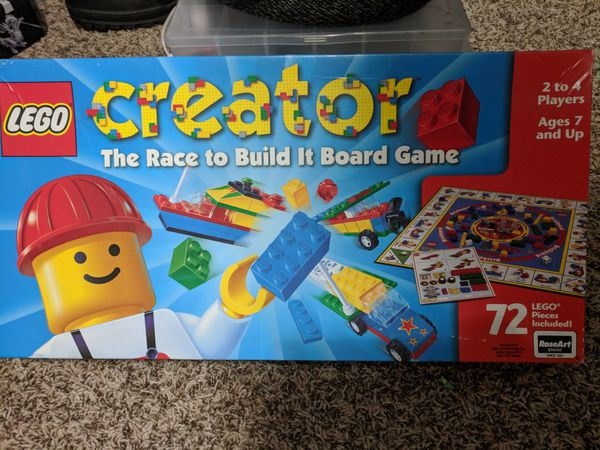 Lego Creator board game from 1999 (Games & Toys) in Norfolk, VA ...