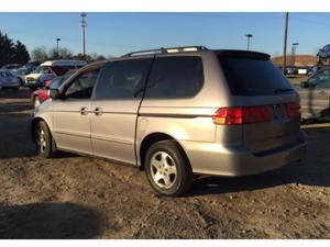 2000 Honda Odyssey runs and drives 193386 miles Asking $1,450 OBO
