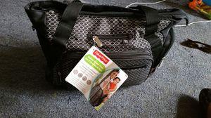 This Fisher-Price diaper tote bag