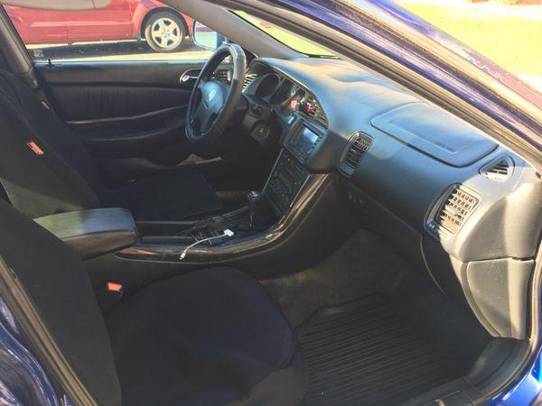 2002 Acura TL Type-S 3.2L V6 Vtec with Navi GPS