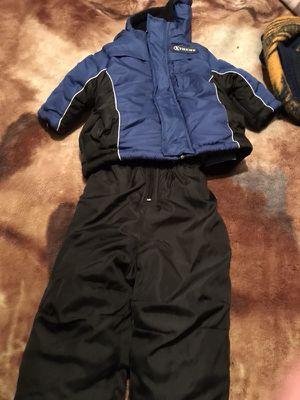 12months snow suit