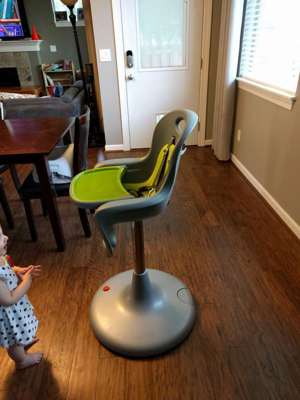 Boon High Chair Green And Grey Baby Amp Kids In Mill Creek