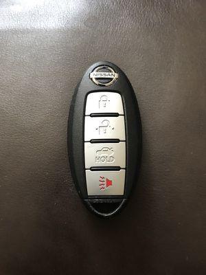 Programmable key