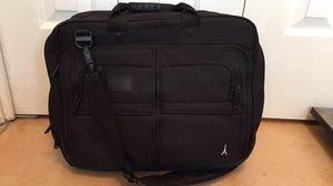 Travelpro black laptop bag/ briefcase