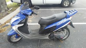 Peace sports 150cc scooter
