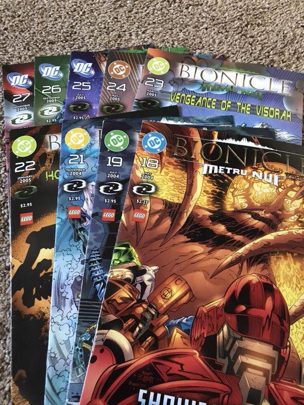 Lego Bionicle:Metru Nui comic books (Books & Magazines) in Buffalo ...