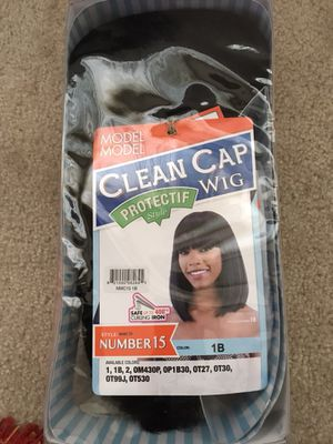 Never used or opened wig $30