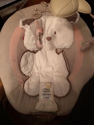 Puppy bouncy seat