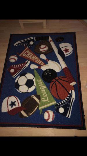 Children's Sports Carpet