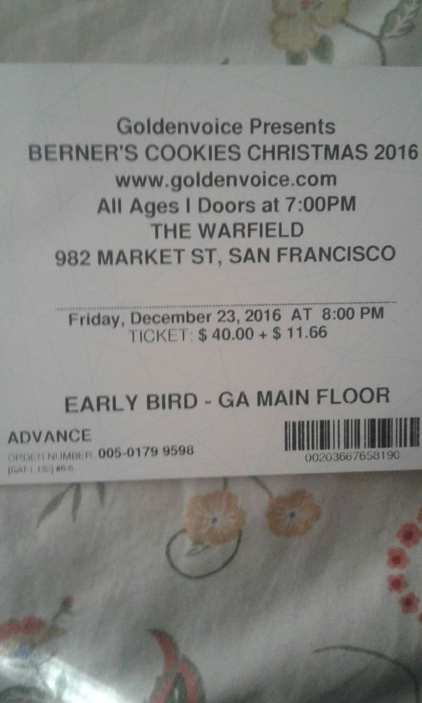 Berners Christmas party 2016 this fridayy ( Tickets ) in Escalon ...