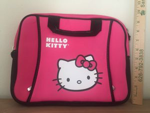 Hello kitty Netbook carrier