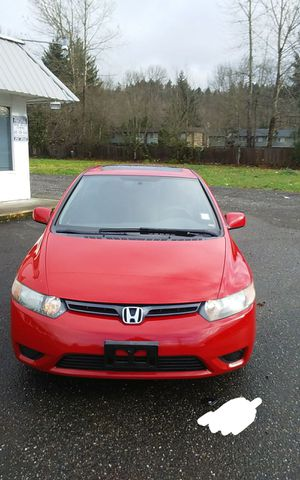 2006 Honda civic low miles