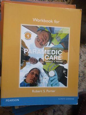 Paramedic Care EMT Workbooks
