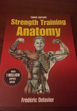 Strength training anatomy third edition