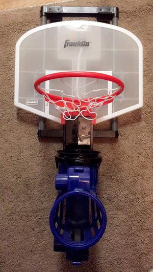 Over the door basketball hoop