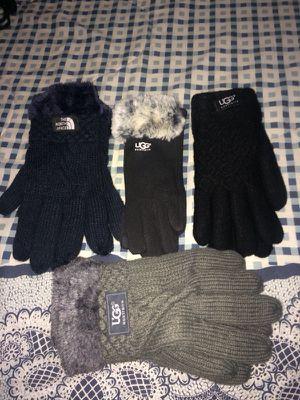 gloves north face ugg 16 each
