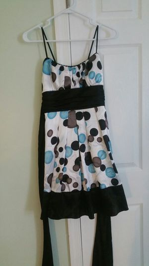 girls dress size 7