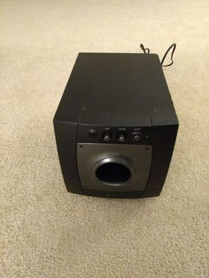 Subwoofer Point Source Audio
