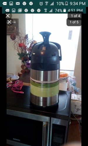 Coffee pot holder
