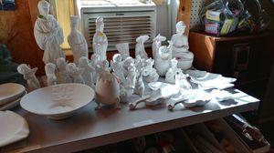 Fire ceramics