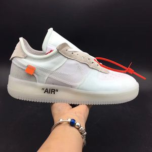 Unauthorized UA Off White Air Force One, sizes 8-12 available!