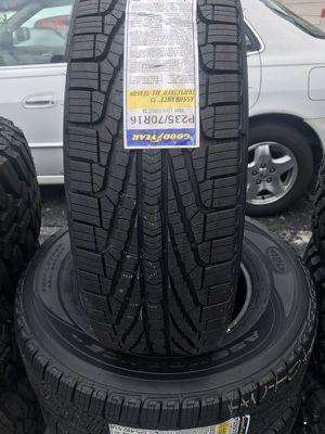 2357016 new tires set