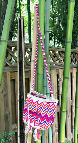 Authentic handmade colombian bag (small)