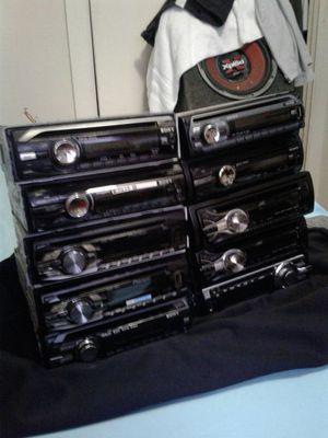 Vendo stereos auxsiliar