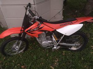 Crf 80 dirt bike
