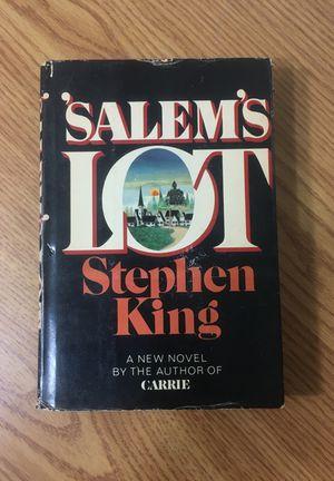 Stephen King Salems Lot