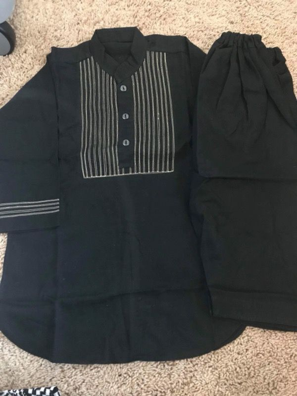 Afghan Clothes For Boys Size Is 3t And 4t One Time Used Like New