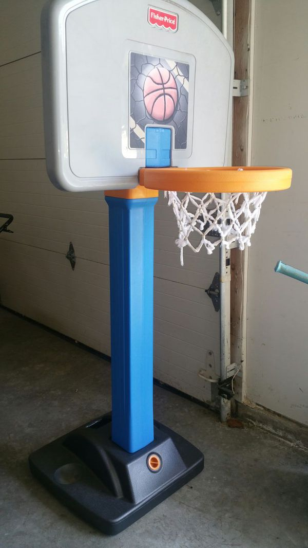 Fisher-Price Grow-to-Pro Basketball (Games & Toys) in Naperville, IL - OfferUp