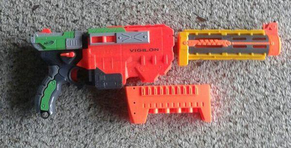 Nerf gun $15 OBO.