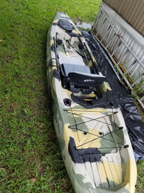 Field and stream shadow caster kayak boats marine in for Field and stream fishing kayak