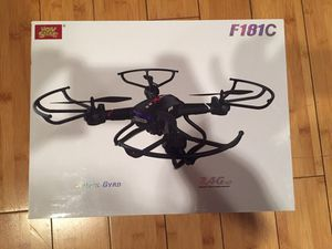 Holy Stone F181C Quadcopter Drone UNOPENED